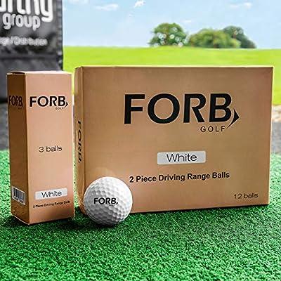 FORB Range Golf Balls