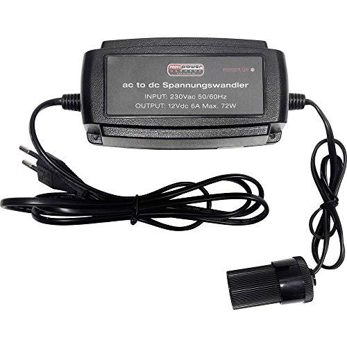 Unbekannt Profi Power Gleichrichter 230V/12V 6A