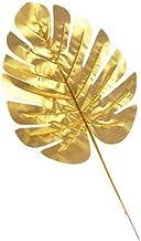 12st Artificial Palm Leaves Home Kitchen Decorations Tropische Bladeren Decoratie van de Partij Tropische Bladeren Stammen...