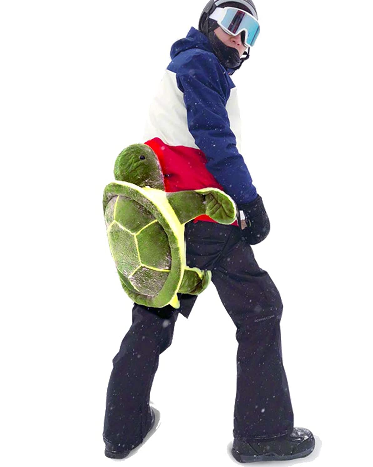 Elegeet Protective Gear for Skiing Skating Snowboarding Cute Turtle Tortoise Cushion