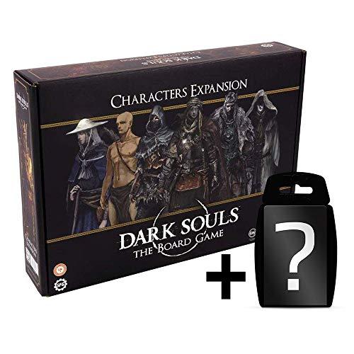 Dark Souls: Das Brettspiel - Charakter Erweiterung   DEUTSCH  Set inkl. Kartenspiel