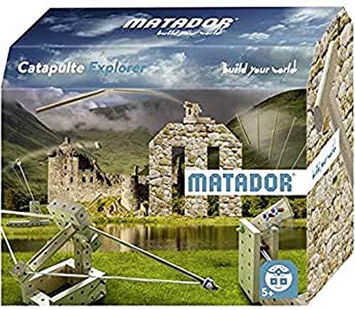 MATADOR Explorer Katapult, Themenbaukasten