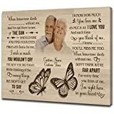 Personalized Letter From Heaven Poster Gifts...