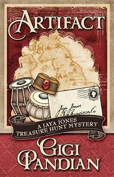 Artifact (A Jaya Jones Treasure Hunt Mystery Book 1) by [Gigi Pandian]