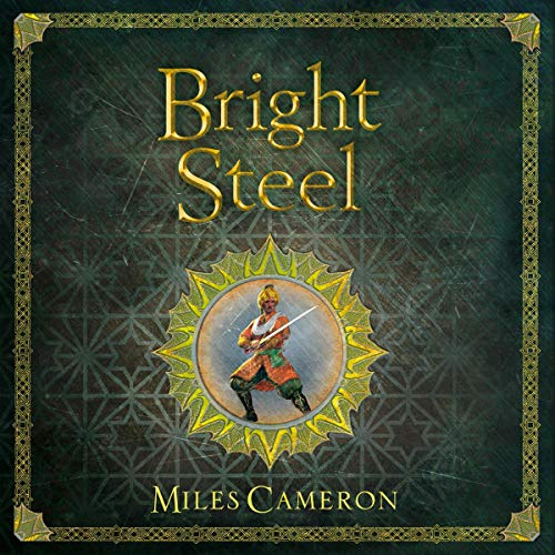 Bright Steel audiobook cover art