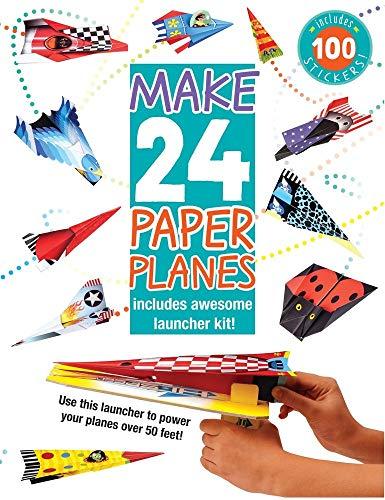 Make 24 Paper Planes