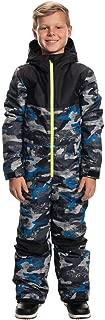 686 Boy's Shazam Insulated One Piece - Waterproof Ski/Snowboard Child's Snow Suit