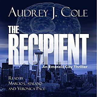 The Recipient                   By:                                                                                                                                 Audrey J. Cole                               Narrated by:                                                                                                                                 Marcio Catalano,                                                                                        Veronica Pace                      Length: 6 hrs and 39 mins     Not rated yet     Overall 0.0