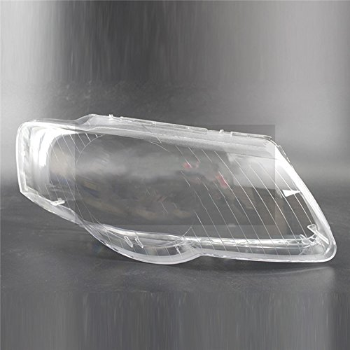 Carcasa transparente para faros delanteros de coche, para el lado del conductor.