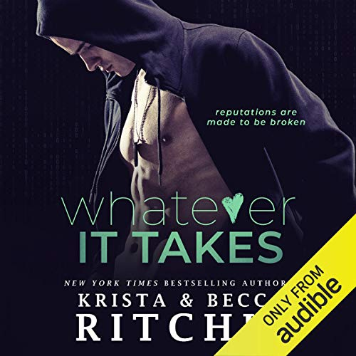 Page de couverture de Whatever It Takes