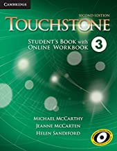 Touchstone, Level 3: Student's Book with Online Workbook