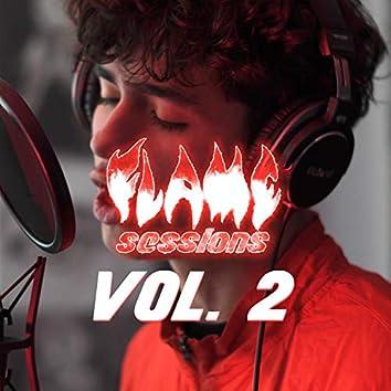 Flame Freestyle, Vol. 2 (feat. Tellez)