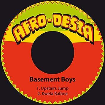 Upstairs Jump / Kwela Bafana