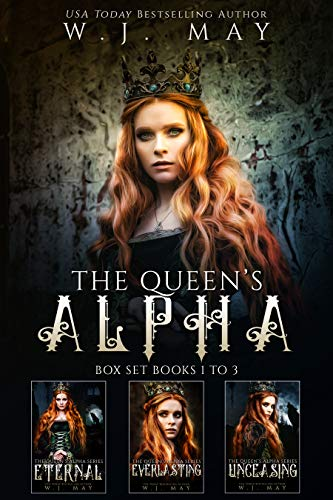 The Queen's Alpha Series Box Set: Books #1-3