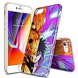 LZX20190423 Coque pour iPhone XR, Ultra Fine, Transparente, Antichoc et Anti-Rayures, Motif Personnalisable iPhone 5 / 5s / Se...