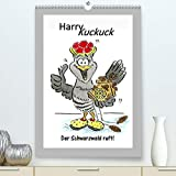 HarryKuckuck - Der Schwarzwald ruft (Premium, hochwertiger DIN A2 Wandkalender 2021, Kunstdruck in Hochglanz)