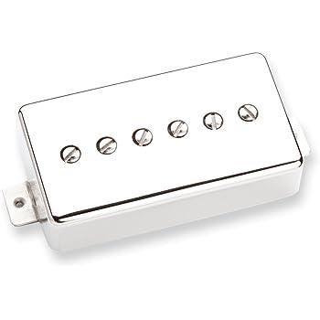 Seymour Duncan SPH90 Phat Cat P90 Electric Guitar Pickup - (Bridge Position) (Nickel)
