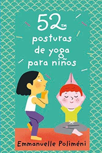 52 posturas de yoga para niños (BARAJA)