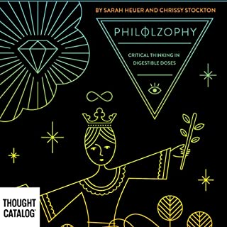 PhiLOLZophy audiobook cover art