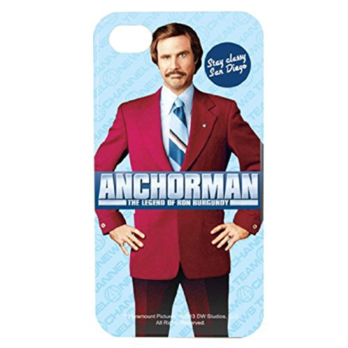 50Fifty - Cover Anchorman Ron Burgundy per iPhone 4/4S