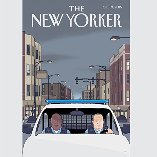 The New Yorker, October 3rd, 2016 (Jon Lee Anderson, Ariel Levy, Hua Hsu) audiobook cover art