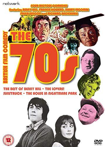 British Film Comedy: The 70s [DVD]
