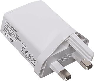 Tecno Usb Charger For Tecno C9 - 1.2 A - White