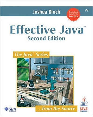 Effective Java (Java Series)の詳細を見る
