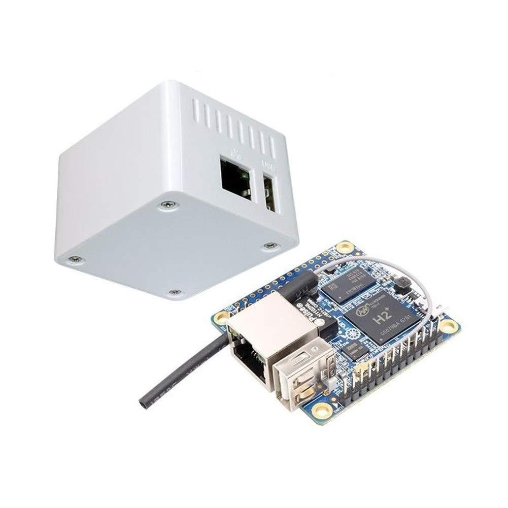 2-en-1 Orange Pi Zero H2 Quad Core de código Abierto 256MB Kit de Estuche Protector + Placa de Desarrollo Equipo Industrial: Amazon.es: Electrónica