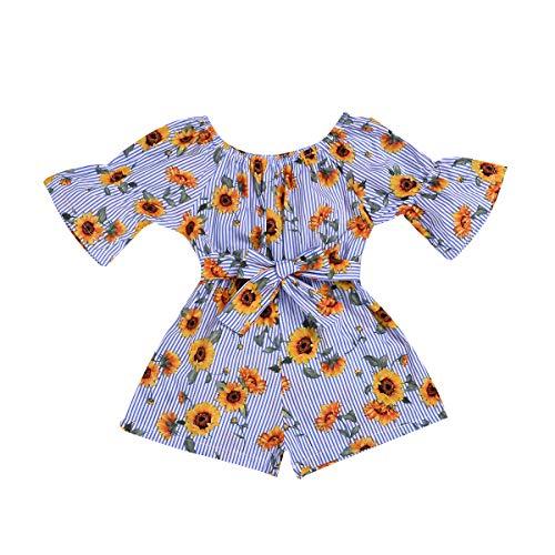 CIPOGL Pijama de Manga Corta para niños pequeños, Estampado de ...