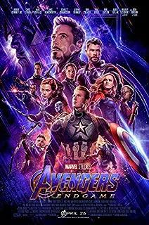 MCPosters - Marvel Avengers Endgame Glossy Finish Movie Poster - MCP929 (24
