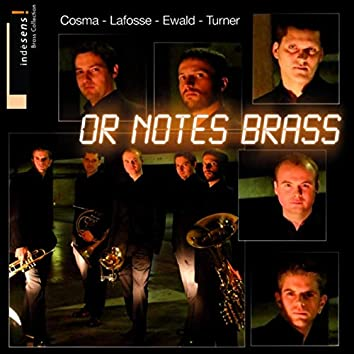 Or Notes Brass