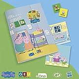 Peppa Pig Cuentos con pictogramas | Hora de ir A Dormir: Rutina para ir A Dormir: Cuentos con Pictogramas Peppa Pig (Láminas Educativas Educación Infantil Niños 3 a 5 años)