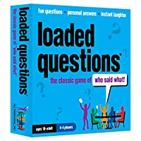 Loaded Questions (New 2015 Edition!)
