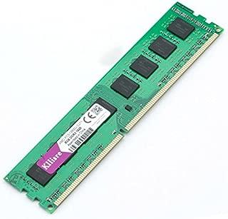 Memória RAM DDR3 8GB 1600MHz 240 Pinos 1.5V para Intel