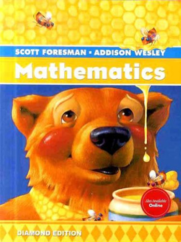 Scott Foresman Addison Wesley Math 2008 Student Edition Consumable Grade 2