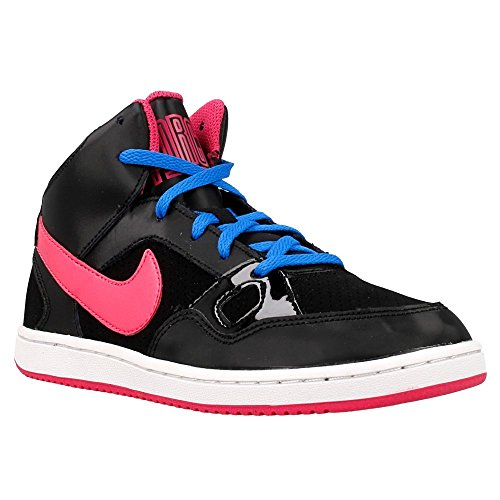 Nike Nike - Son OF Force Mid PS - 616372012 - Farbe: Rosa-Schwarz - Größe: 28.0