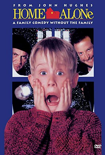 Home Alone Poster Movie (27 x 40 Inches - 69cm x 102cm) (1990) (Style F)