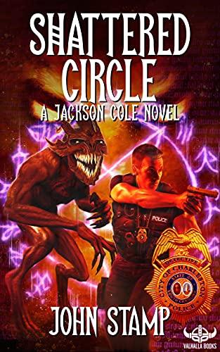 Shattered Circle: A Jackson Cole Novel Book 1 by [John Stamp, Valhalla Books Publisher]