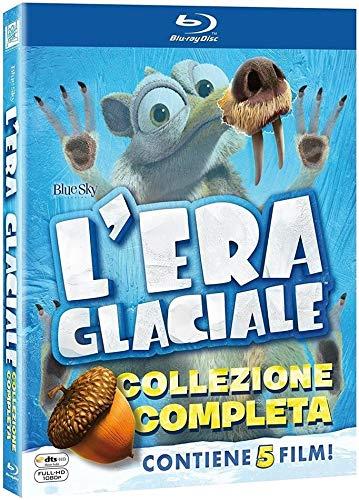 L'Era Glaciale 1-5 (Box 5 Br)