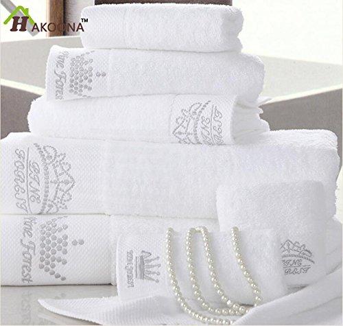 1, toalla de baño de 800 g: toallas de baño de hotel de algodón para adultos y adultos, para niños, agua suave, natación, hombres y mujeres, toallas de verano, 150 x 80 cm