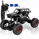 SZJJX RC Cars Off-Road Rock Vehicle Crawler Truck 2.4Ghz 4WD 1:14 Radio Remote Control Racing Cars Electric...