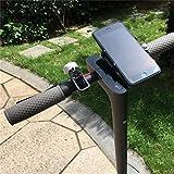 Hunpta@ Support de téléphone pour Le Trottinette Ninebot de Scooter électrique de...