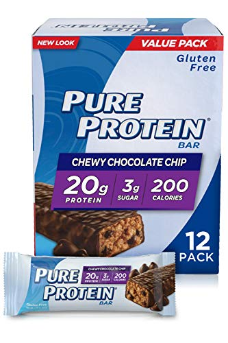 Pure Protein Bars, High Protein, Nutritious...