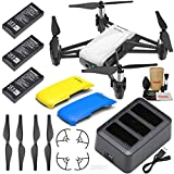Tello Drone Quadcopter Boost Combo with 3 Batteries, Chargin...
