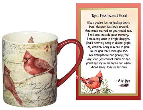 Lola Bella Gifts and Lang Cardinal Mug