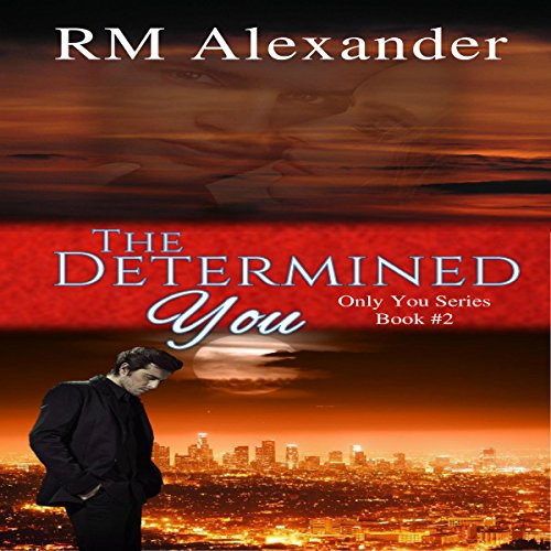The Determined You audiobook cover art