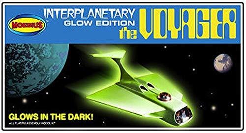El Voyager Interplanetario - Exclusivo brilla en la oscuridad #2