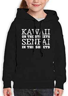 Boy Girl Kawaii In Streets Senpai In Sheets Anime Travel Shirt Sweatshirt Tops Outfits Clothes X-Large