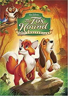The Fox and the Hound (25th Anniversary Edition) by Walt Disney Video
